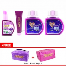 Dian'z Beauty Combo Set 11 + FREE Gift + FREE Shipping