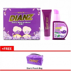 Dianz Mask & Moist Moisturizer 2 in 1 dianzbeauty.com