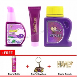 Dian'z Beauty Combo Set 14 + FREE Gift + FREE Shipping